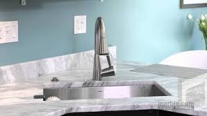 kitchen how to applicate classic white quartzite counter top for
