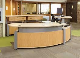 Modular Desk Components by Technolink Modular Service Desk Demco Interiors