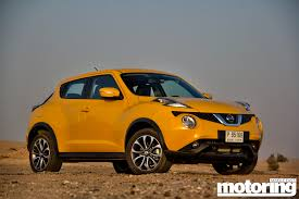 nissan juke brown 2015 nissan juke review with videomotoring middle east car news
