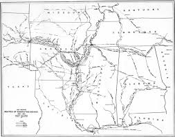 1840 Map Of The United States by Map Index