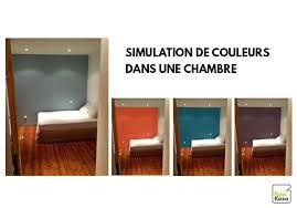 simulation peinture chambre couleurs peinture chambre simulation de peintures dans une chambre
