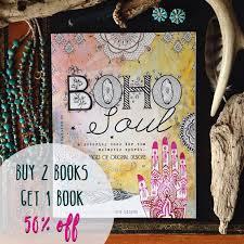 buy 2 boho soul books get 1 50 off