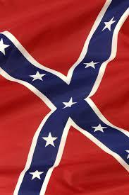 Confederate Flag Black And White 12 X 18 Inch Confederate Rebel Flag