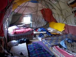 How To Build A Tent 19 Best Bender Tents Images On Pinterest Survival Shelter Yurts
