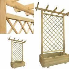 Trellis Arch Wooden Trellis Arch Garden U0026 Patio Ebay
