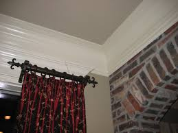 Short Curtain Rods For Decoration Curtain Rods Short Decorative Curtain Rods Pictures Of