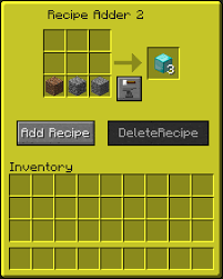 How To Make A Crafting Table Simple Mod Maker Mod V0 1 4 Create Your Own Mods Updated To 1 5