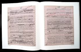 the book that started it all the original working manuscript of