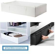 ikea under bed storage ikea underbed storage ebay