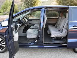 Honda Odyssey Interior The Spousal Report 2018 Honda Odyssey Ny Daily News