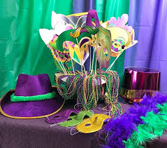 family friendly mardi gras party