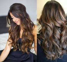 chunking highlights dark hair pictures hair color trends 2017 2018 highlights hair highlights for