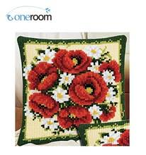 popular red poppy pillows buy cheap red poppy pillows lots from