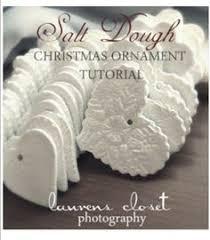 salt dough ornaments 2 cups all purpose flour 1 2 cup salt 3 4