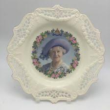 queen mother plate ebay