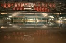 Hit The Floor Medicine Hat - medicine hat arena flooded frozen faceoff