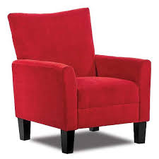 Chairs Awesome Red Accent Chairs Redaccentchairsredwingback - Red accent chair living room
