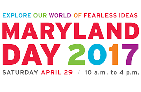 Umd Maps 2017 Maryland Day University Of Maryland