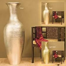 What To Put In Large Floor Vases Amazon Com Greenfloralcrafts 47 In Classic Bamboo Large Floor