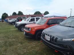 jeep lineup 2016 pa jeeps show 2016 capital off road enthusiasts inc