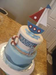 nautical baby shower cakes cassy s cakes vintage nautical baby shower cake