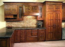 mission style kitchen cabinets mission style cabinets doors craftsman style kitchen cabinet