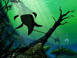 land sharptooth swimmer pr energy