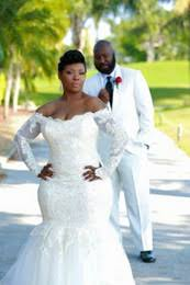 Fitted Wedding Dresses Distributors Of Discount Off Shoulder Fitted Wedding Dresses