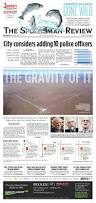 front page for oct 4 2017 the spokesman review