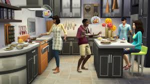 cool things for kitchen ea announces the sims 4 cool kitchen stuff simsvip