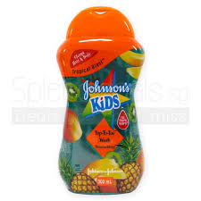 Top To Toe by Kids Bath Johnson U0027s Kids Top To Toe Wash Refresh Orange 300ml