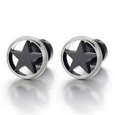 earing for boys boys stud earrings pair ebay
