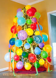 the birthday ideas on the shelf decorates the tree idea if there is a