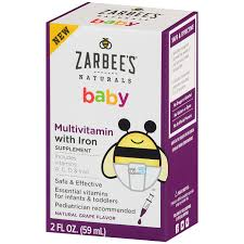 Sealy Naturalis Crib Mattress With Organic Cotton by Amazon Com Zarbee U0027s Naturals Baby Multivitamin With Iron