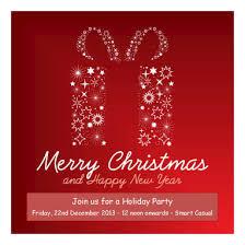free christmas party invitation templates word free christmas