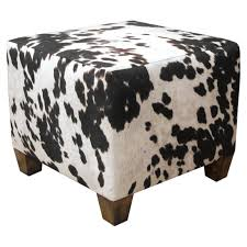Ottomans by Skyline Square Storage Ottoman Hayneedle