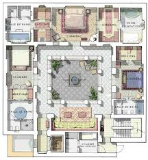 moroccan riad floor plan moroccan residence interior pinterest moroccan house and