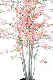 tronc d arbre artificiel arbre artificiel cerisier fleur hauteur 150 cm 159 00 u20ac