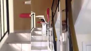 installed platinum stair lift youtube