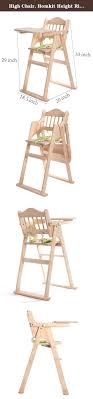 table height baby bouncer high chair homkit height right wooden portable baby doll high chair