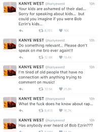 life of pablo taylor swift line kanye west goes off on twitter again and kim is pissed