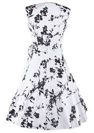 yacun women u0027s vintage floral 1920s rockabilly swing cocktail party