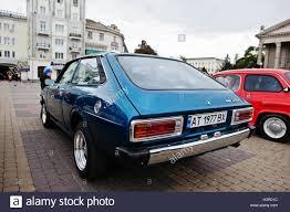 classic toyota cars tarnopol ukraine october 09 2016 classic retro car corolla