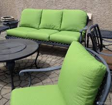 Reupholster Patio Furniture Cushions by Completed Furniture Upholstery Projects