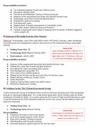 Qa Tester Resume Sample by Writing A Resume Objective Help Resume Writing Professional Help