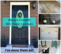 budget friendly diy home upgrades i u0027ve done them all mom in