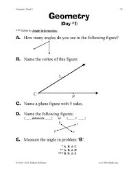 4th grade math geometry worksheets 2 digit addition and