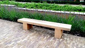 outdoor landscaping appealing bench design using landscape