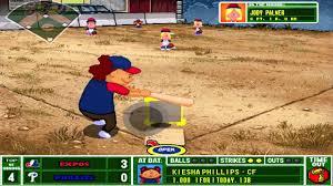 backyard baseball 2001 episode 1 opening day youtube