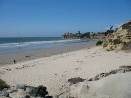 Carpinteria State Beach Campground Map by List Of Beaches In California Wikipedia